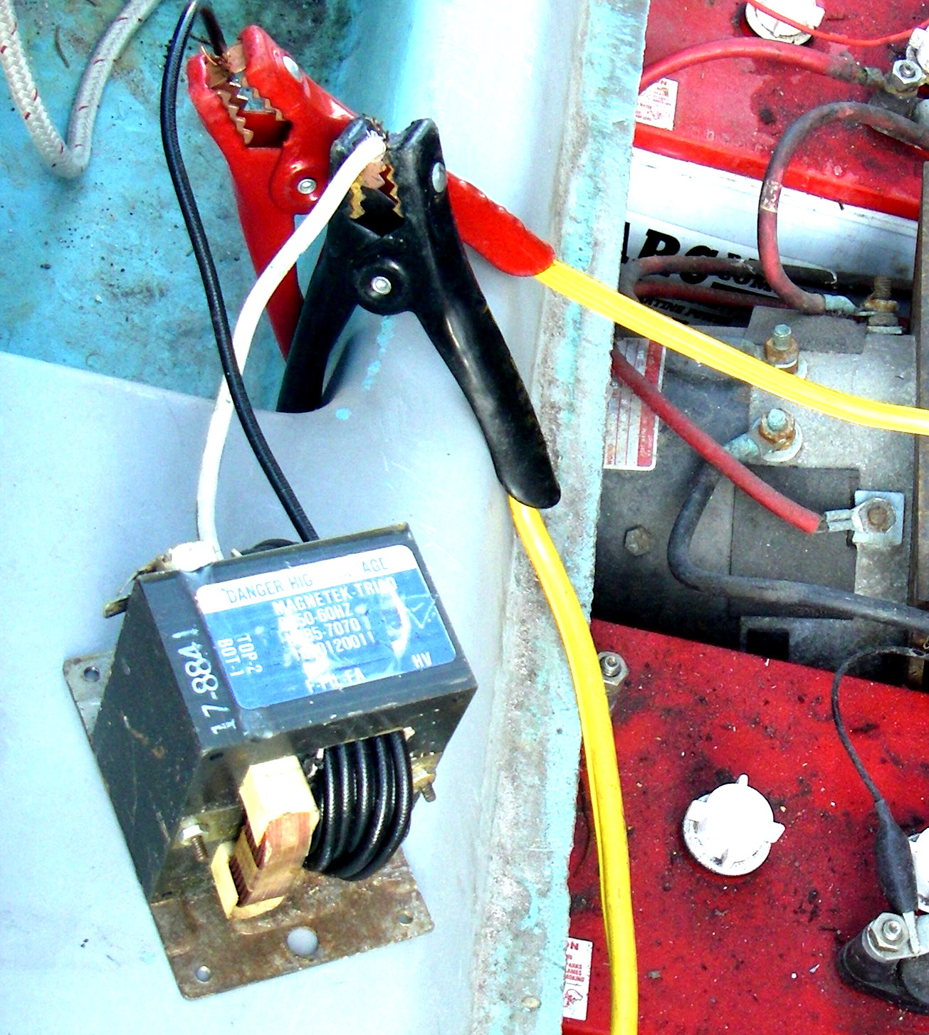 Picture of Arc Stabilizer and Stinger