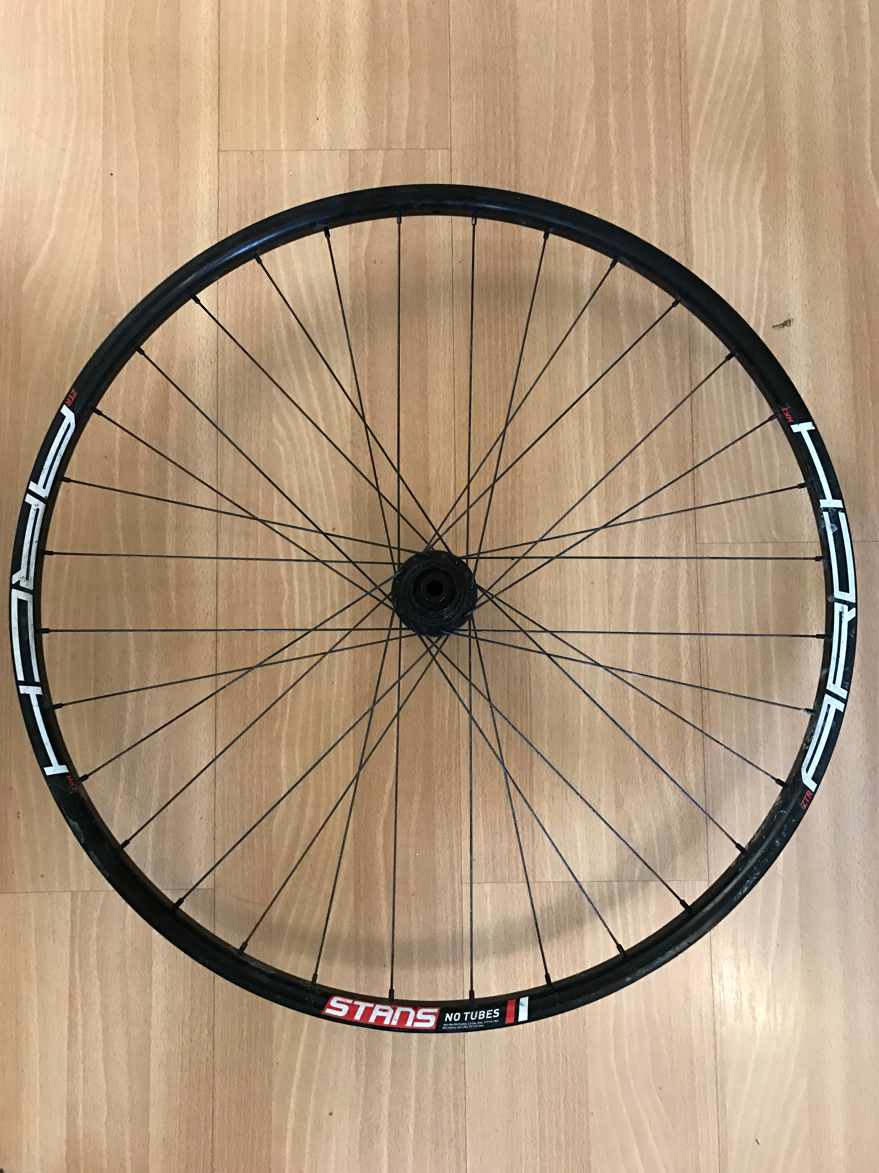 Picture of How to Build a Wheel