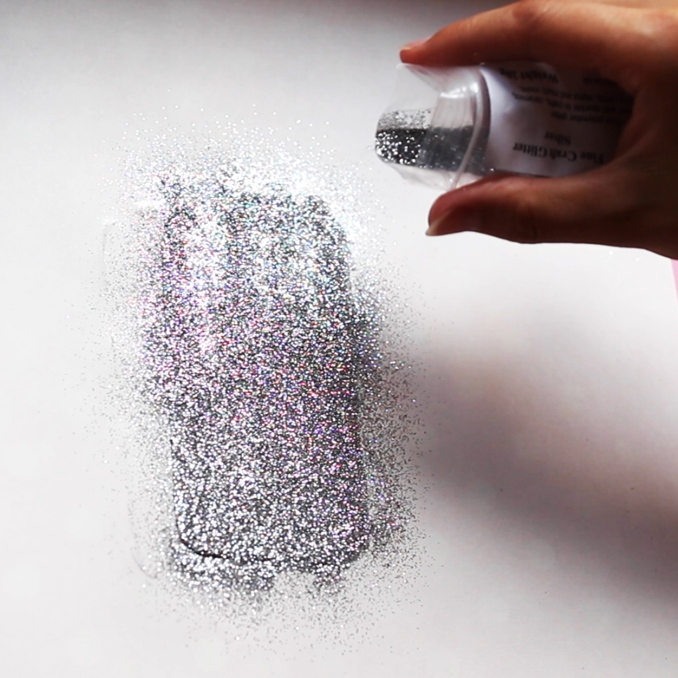 Picture of Glue and Glitter