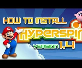 HyperSpin - Complete Home Arcade!