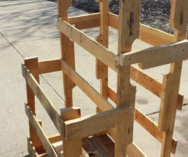 The P.A.L.L.E.T. (Pallet And Loose Lumber Enclosure Tower)
