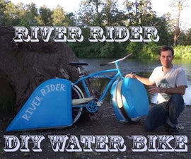 River Rider Water Bike