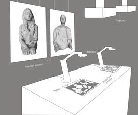3D Collaborative portraits