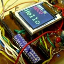 The Arduino / TFT LCD Connection