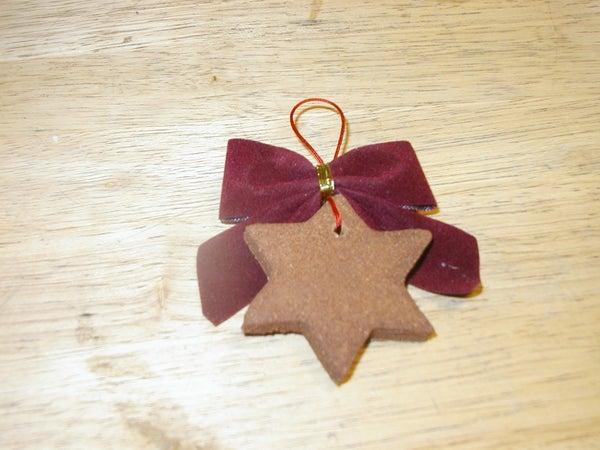 Cinnamon Christmas Ornaments