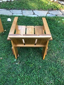 You Have Yourself a Gerrit Rietveld Crate Chair