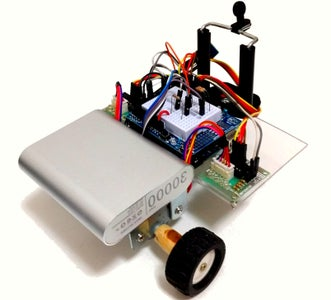 Put the Circuits in the Robot