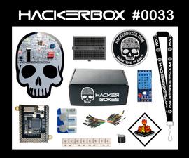HackerBox 0033: Toys of Summer