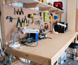 Customizable Work Bench
