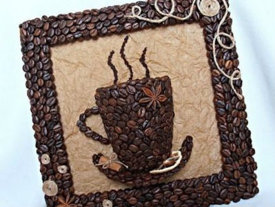Handmade Coffee Picture: a Great Gift Idea!