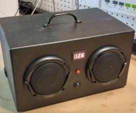 Bluetooth Battery Portable Speaker