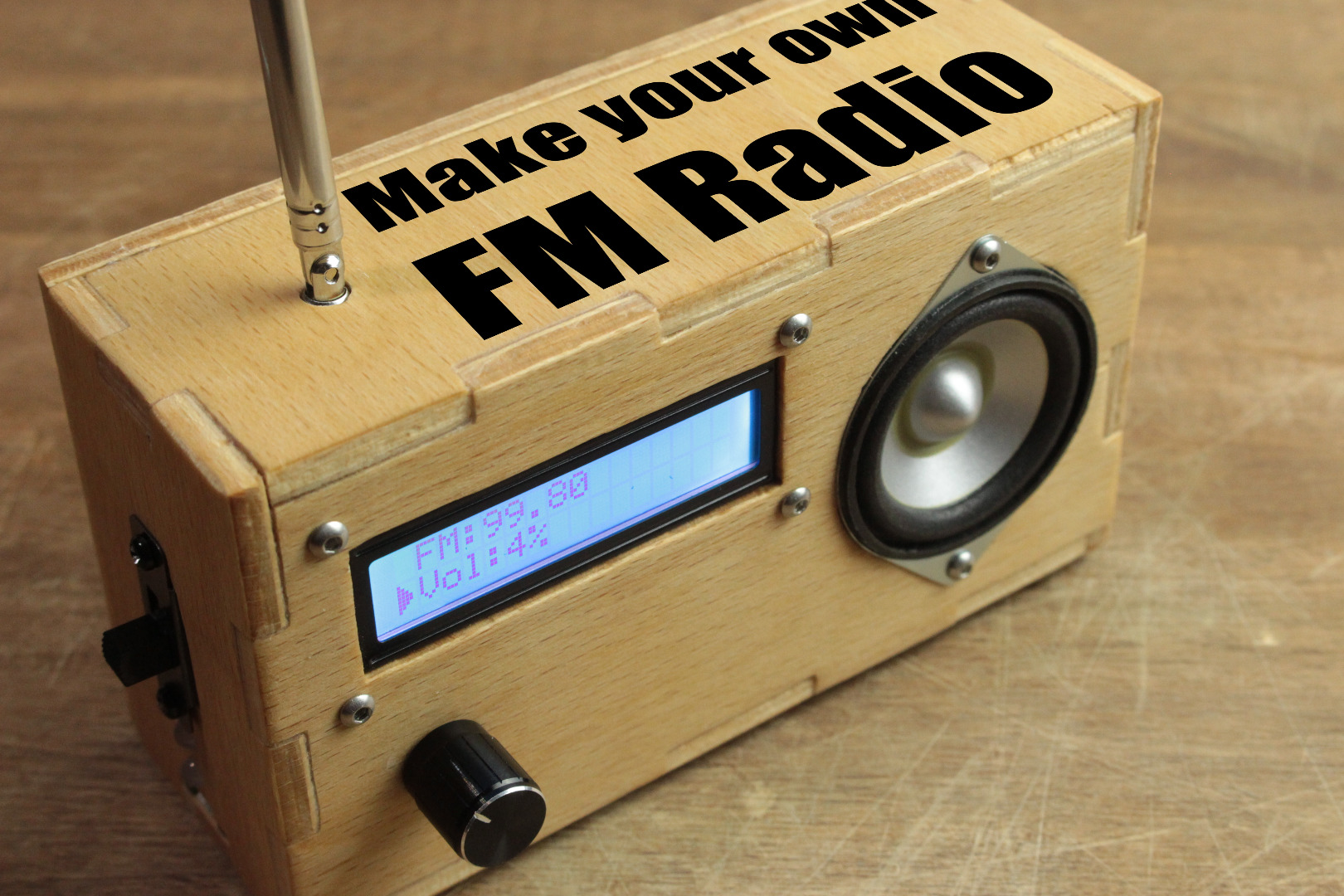 Picture of Make Your Own FM Radio