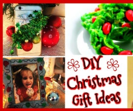 DIY Christmas Affordable Gift Ideas | Holiday Gift Guide
