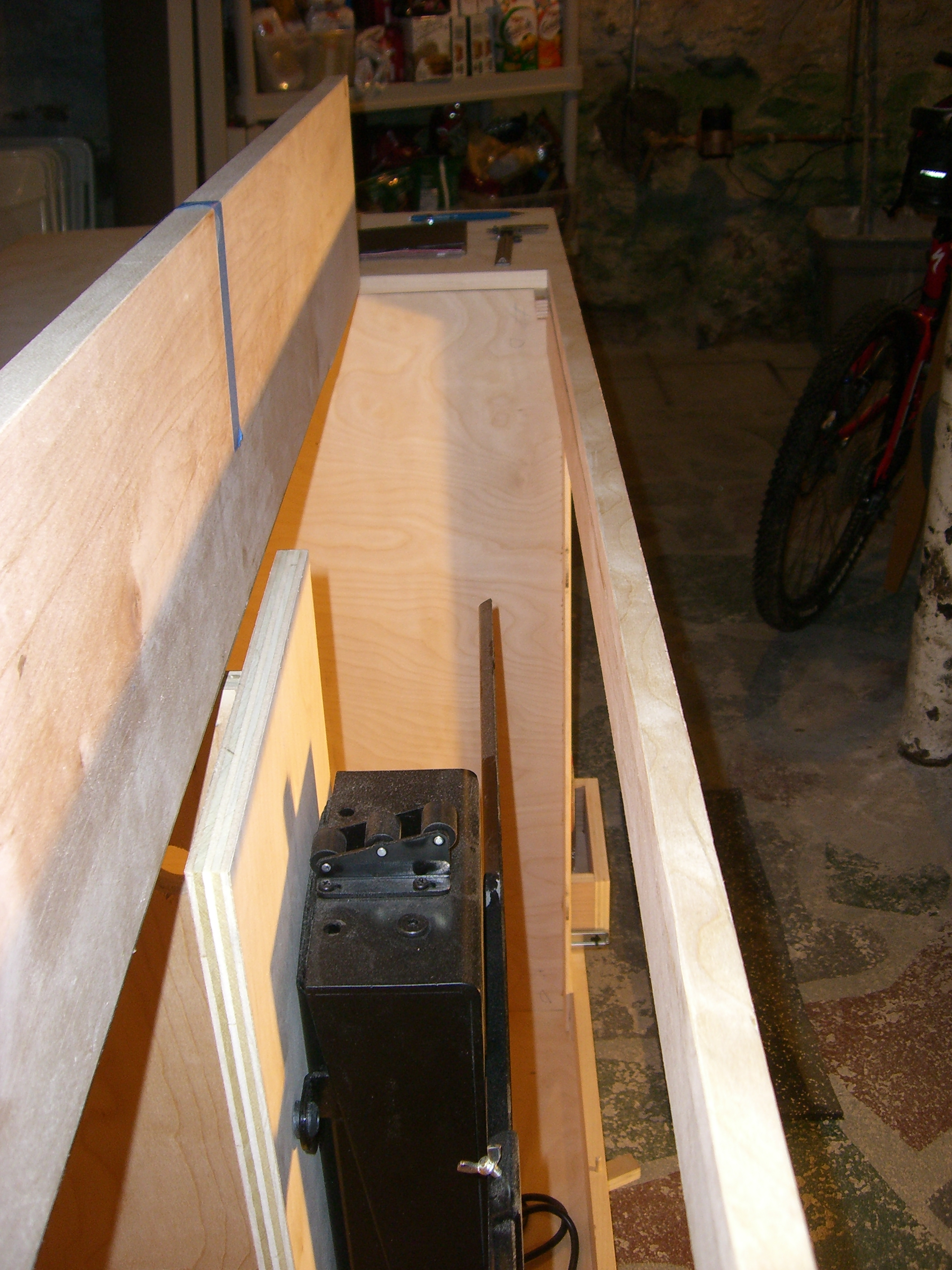 How To Make A Tv Lift Cabinet 24 Steps With Pictures