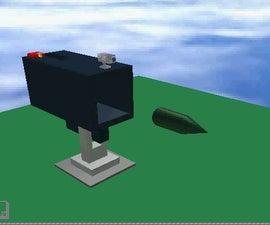 ROBLOX - Self Homming Firework Launcher