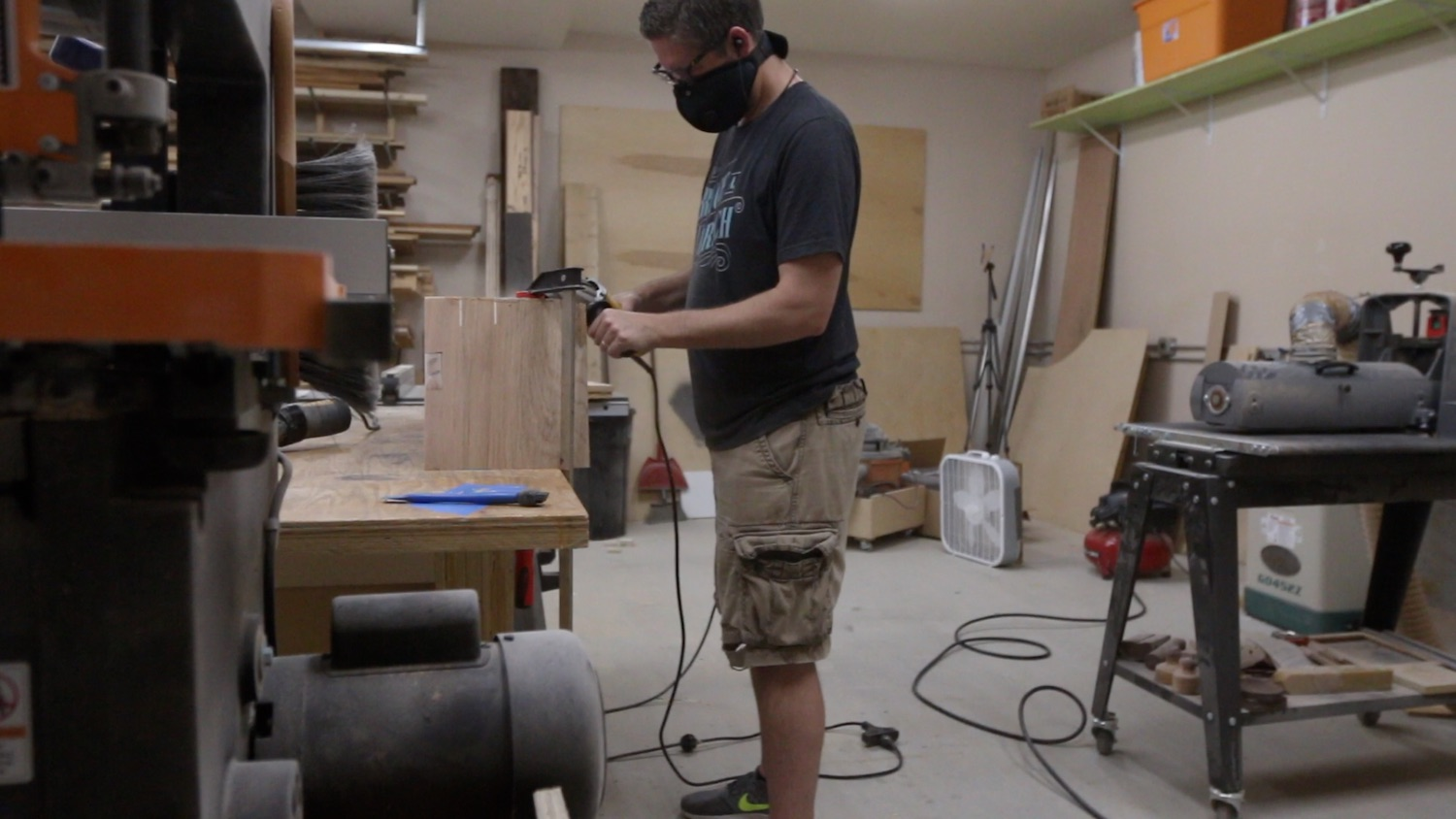 Picture of SHAPING THE LIVE EDGE