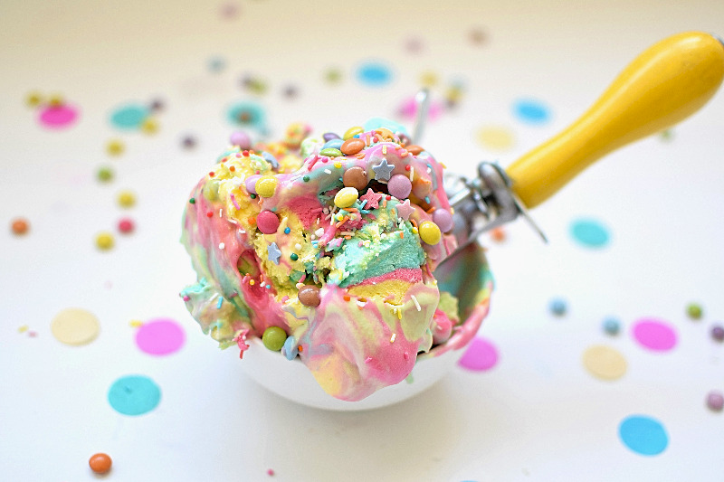 Picture of Add Toppings to the Ice Cream