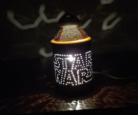 Star Wars Night Lamp