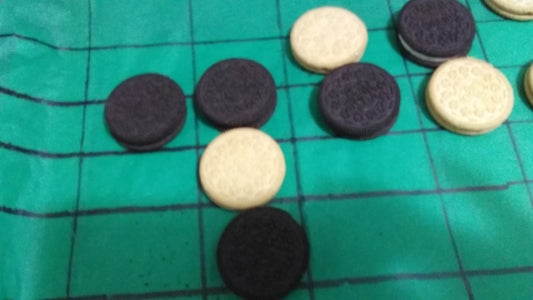 Othello Board Game: Oreo Version