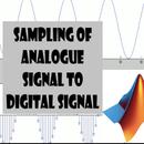 Sampling Analogue Signal Tutorial | MATLAB