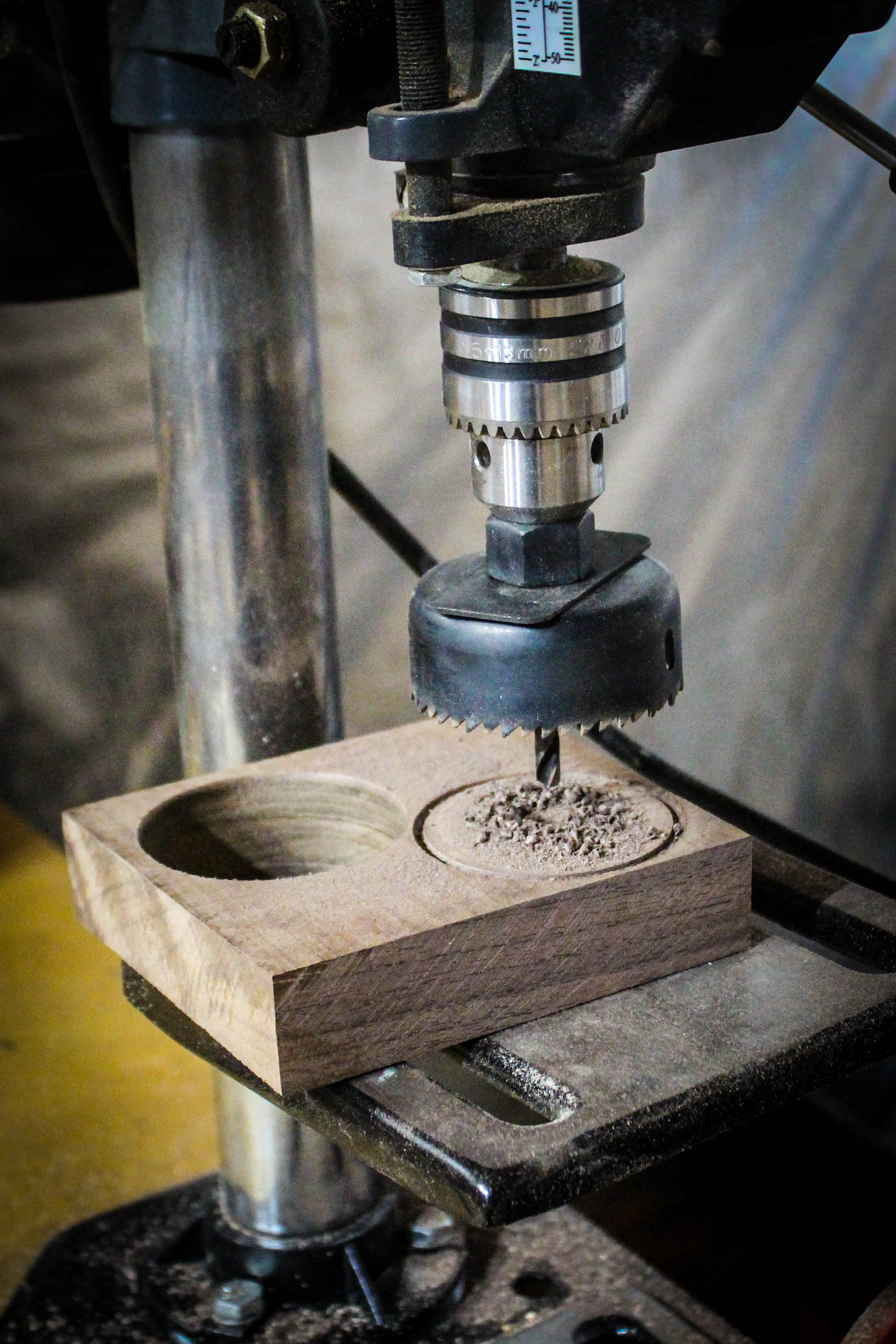 Picture of Outside Diameter Cut