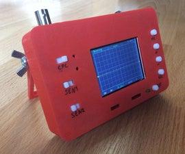 Oscilloscope DSO138 Case