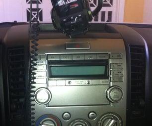MP3 or Phone to Car Amp Without Head Unit / Como Conectar Mp3/telefono Directo a Un Amplificador