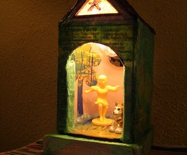 Doghouse Nightlight