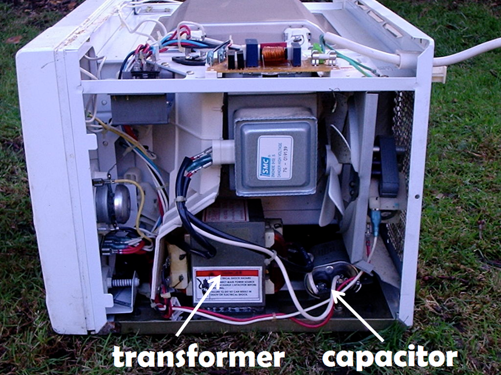 Picture of Discharge the Capacitor