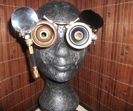 Steampunk - Goggles (Howto)