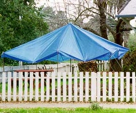 Make Your Own Tarp Tents