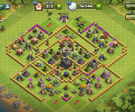 Easy way to help upgrade your rushed Clash Of Clans base