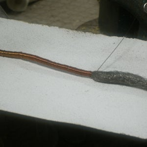 Winding the Copper
