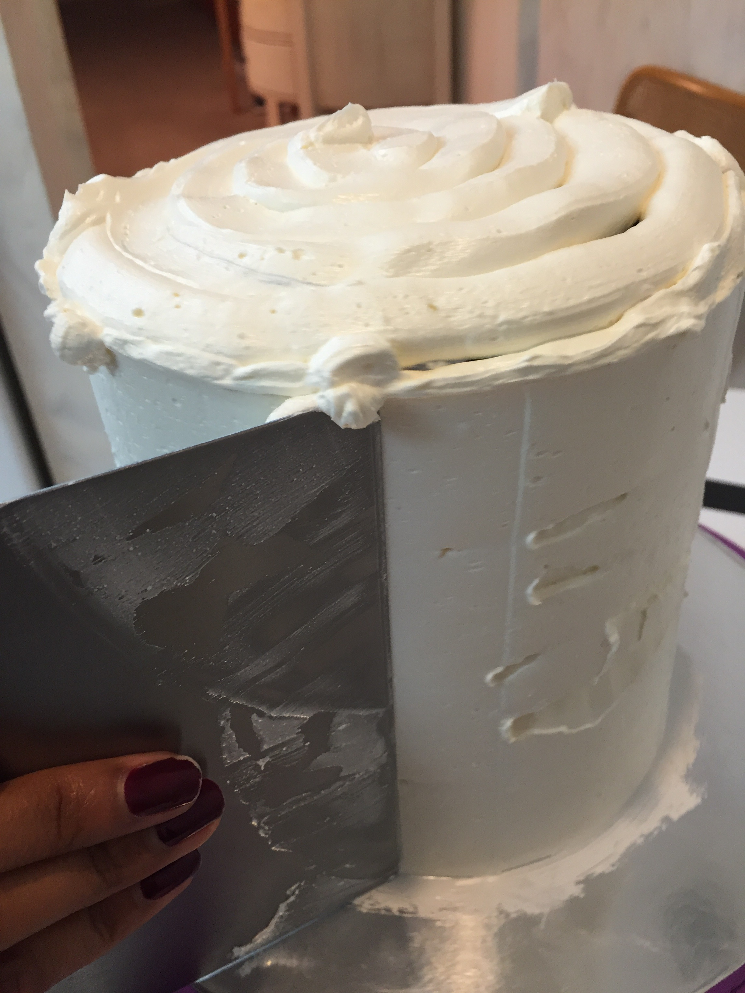 Picture of Give Your Cake a Final Coat of Buttercream