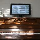 Digital Music Stand: Raspberry Pi + Touchscreen