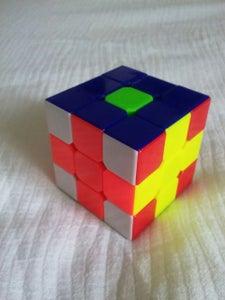 Rubiks Cube Tricks: Plus a Dot