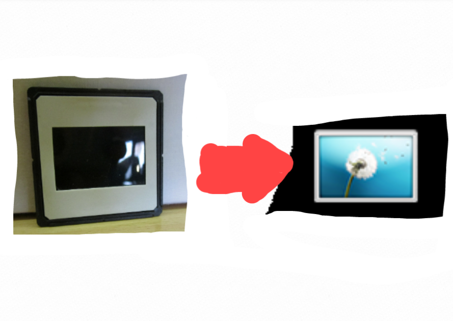 Picture of NEGATIVE (PHOTOGRAPHY) TO DIGITAL PHOTO