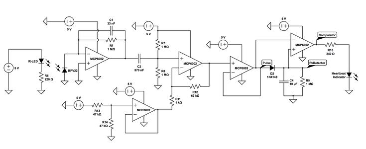 Overall Circuit Diagram