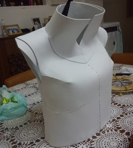 Making the Collar