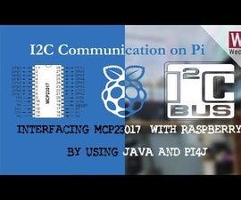 I2C Communication on Raspberry Pi Using JAVA