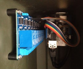 Arduino Home Automation Outlet Box
