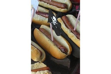 Hot Dog Pirate Ships