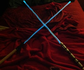 EL Light(ning) Sabers