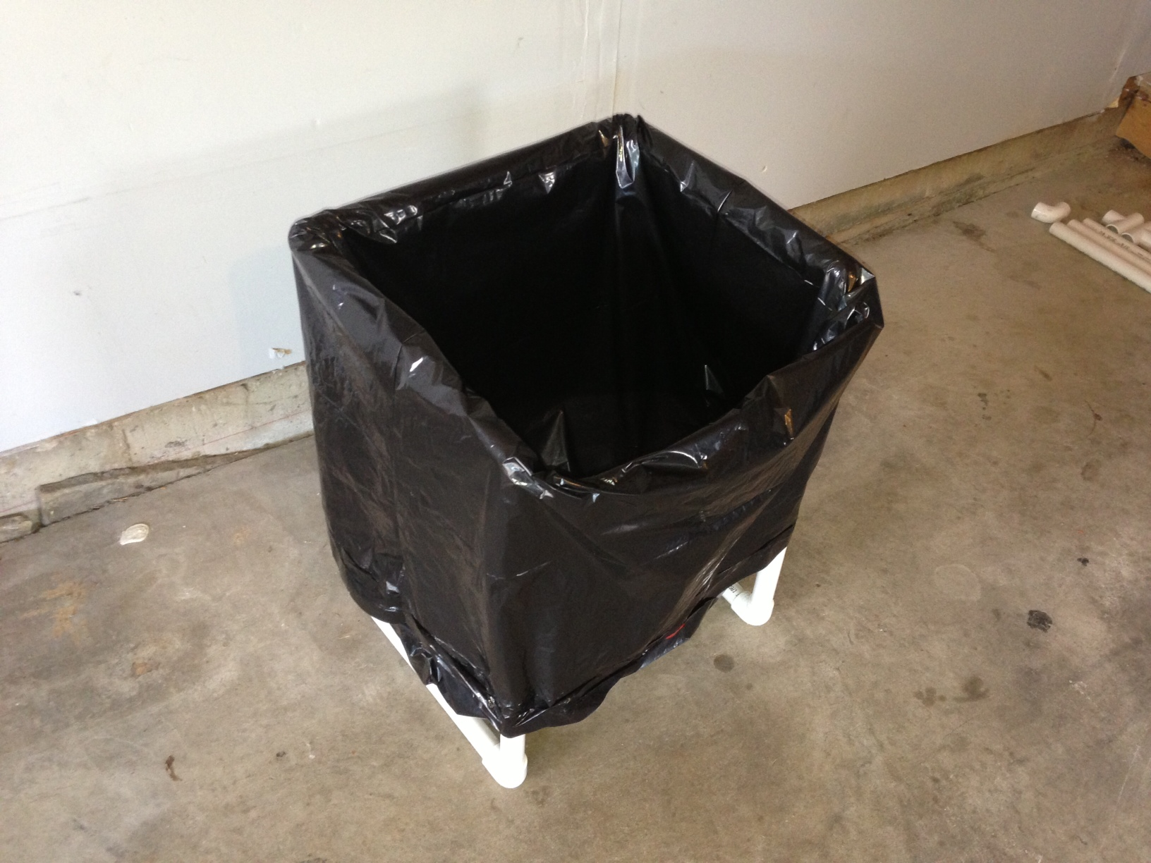 Picture of PVC Recycle Bags Holder