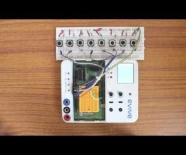 DIY Piano using Scratch and evive (Arduino Mega based Prototyping Platform)