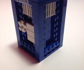 Lego Tardis