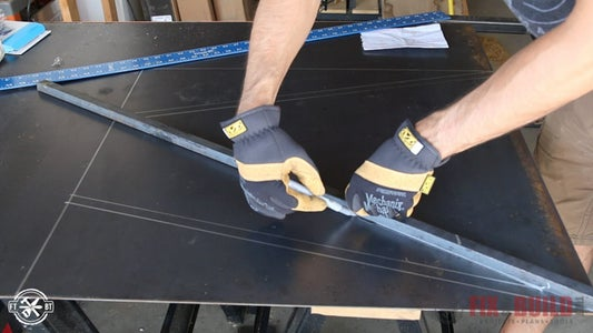 Layout and Cut the Legs