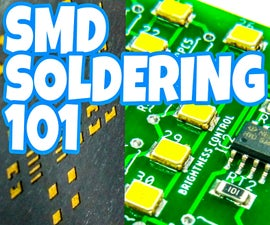 All  You Need to Know About SMD Soldering