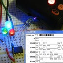IR Remote Control Signal Capture and Visualization