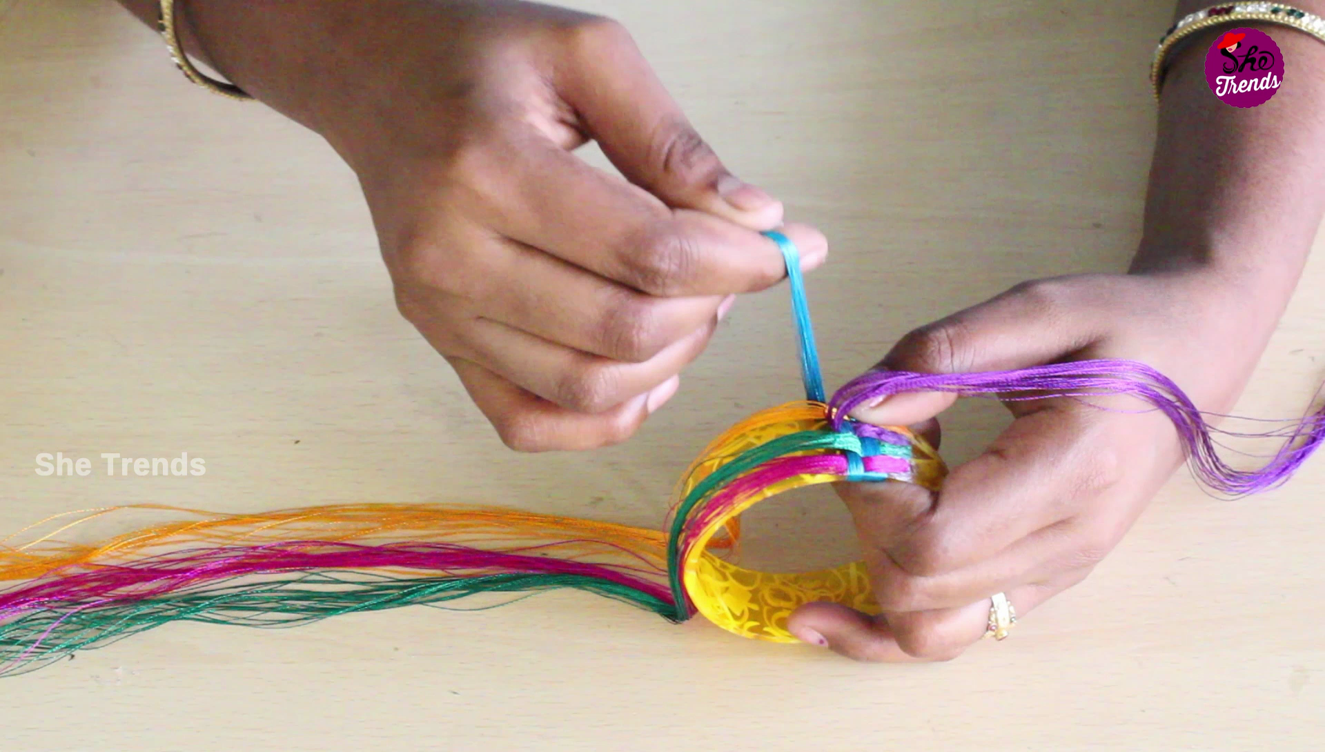 Picture of Continue Winding